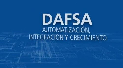Caso de éxito de almacén autoportante automatizado:Dafsa