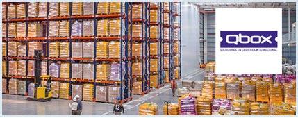 Caso práctico: almacenes de gran capacidad