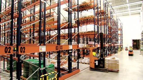 Havi Logistics amplía su potencial logístico con sistemas Mecalux