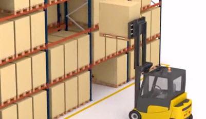 Funcionamiento del sistema Rack Selectivo