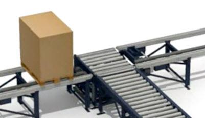 Transportadores para tarimas