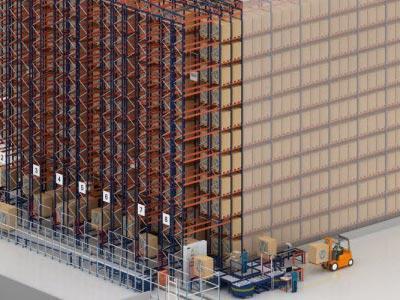 Cómo ahorrar energía en los procesos logísticos de un almacén automático