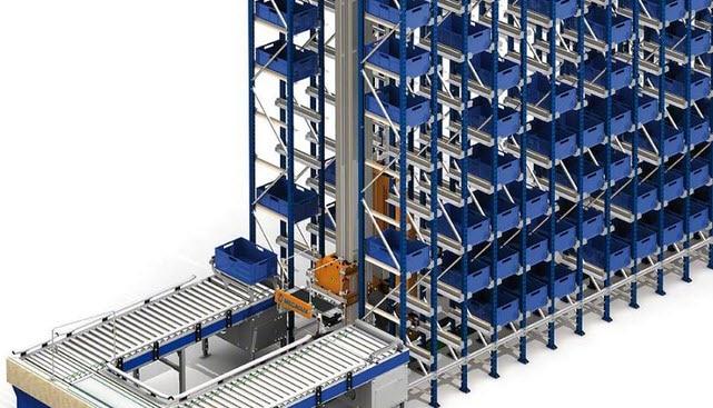 Las piezas mecanizadas de Project se alojarán en un nuevo almacén de cajas de 35 m de longitud