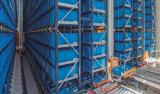 Almacenes automatizados para cajas
