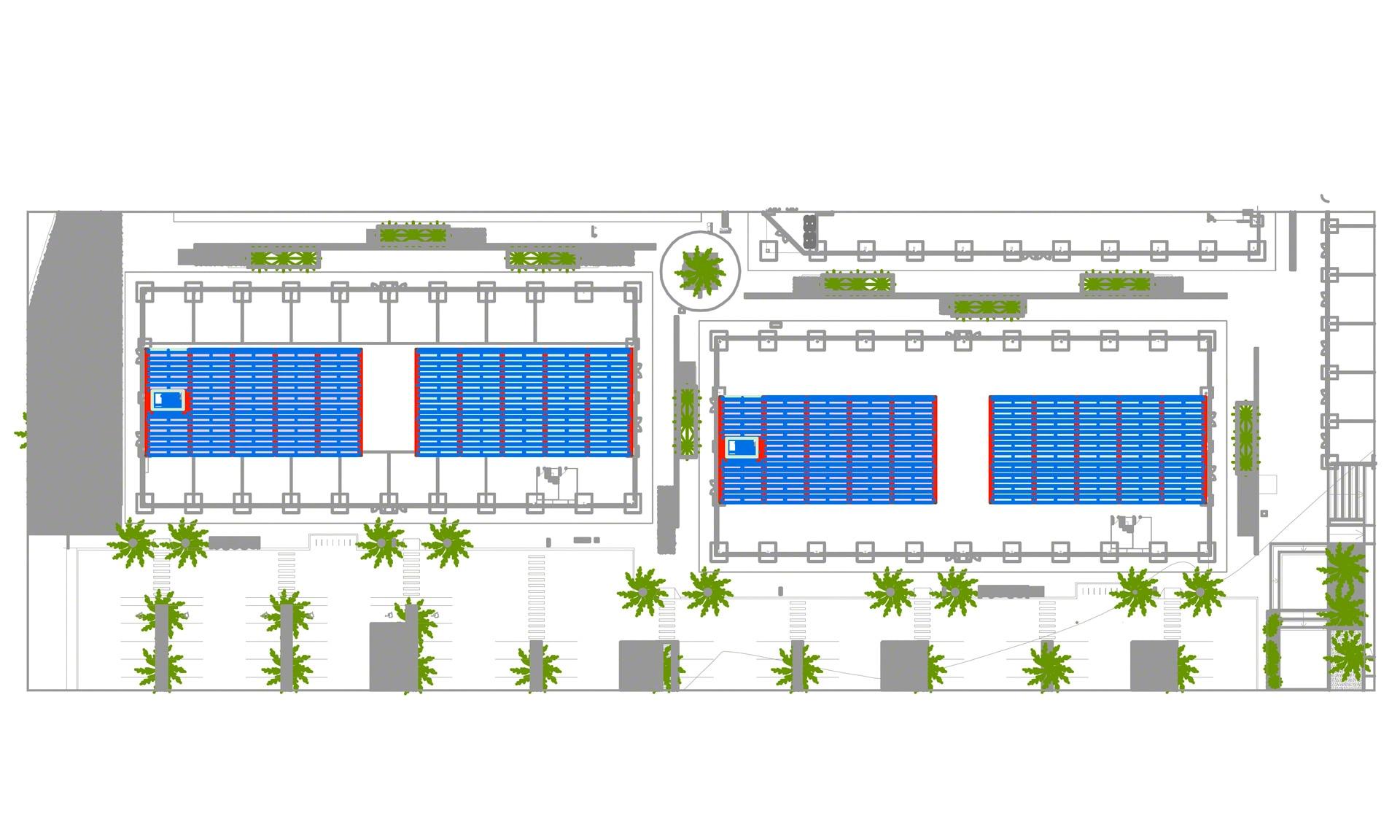 Mecalux equipará el centro comercial que Almenara Mall posee en Uruguay con un entrepiso