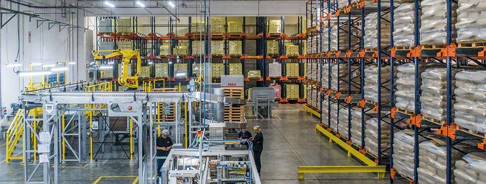 Nestlé pone en marcha un almacén en Argentina para la línea de leche en polvo