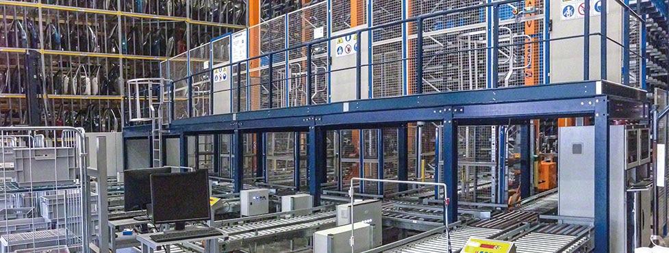 Zbeda Group: cerca de 20.000 cajas en tan solo 700 m²