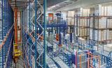 Automatización del centro logístico de Laboratorios Maverick